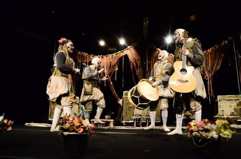 Fentepp envolve artistas, grupos de teatro selecionados e convidados