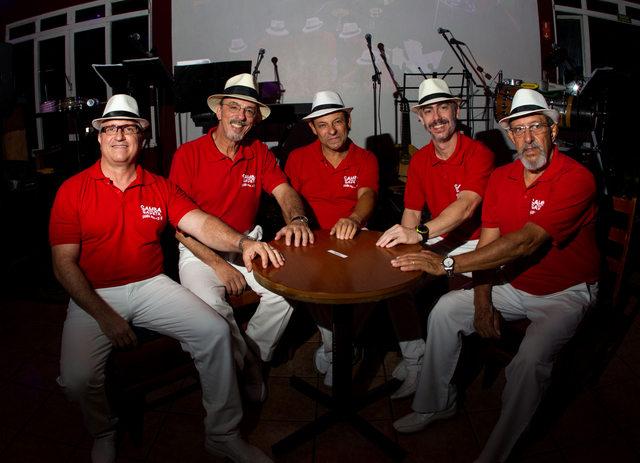 União de amantes da boa música, o grupo campineiro Samba de Gaveta nasceu em 2012
