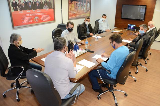 Foi acordado o retorno dos prazos e reuniões das Comissões Permanentes, bem como da CPI da Cultura