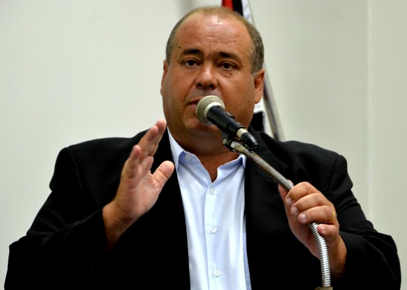 Filiado ao DEM, Marcos Vinha será candidato a vice