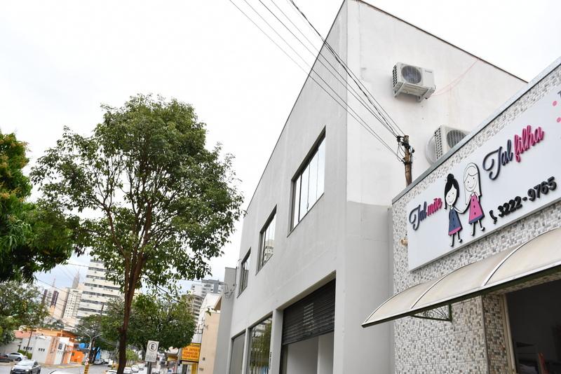 Prédio está localizado na Avenida Coronel Marcondes, 680, altura da Praça Dóbio Zaina