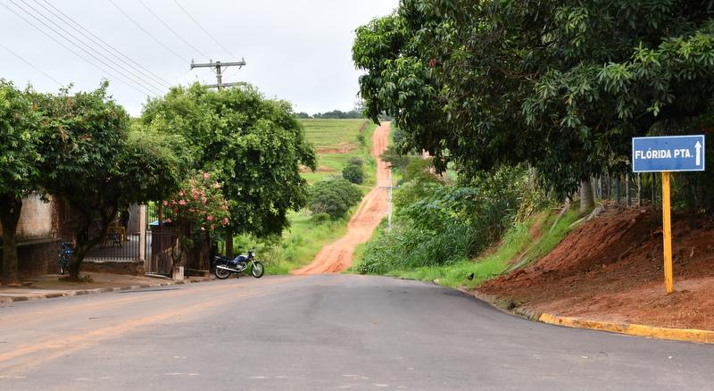 Trecho entre o Distrito de Ameliópolis à Nova Alta Paulista ainda é de terra